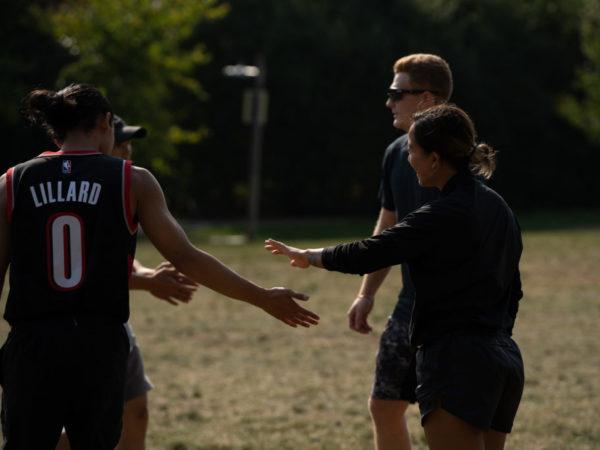 Mississauga Roundnet sportsmanship